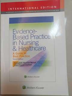 Evidence Based Practice in Nursing & Health Care
