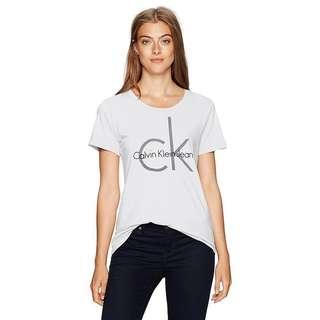 保證正品 Calvin Klein ck 短袖 上衣 短T