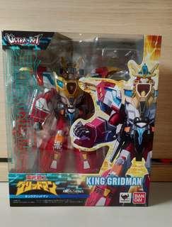 特價 日版 Ultra Act 魂限 電光超人 Ultraman King Cridman