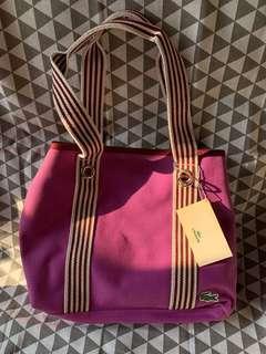 Lacoste Tote Bag 媽媽袋(A4 size)