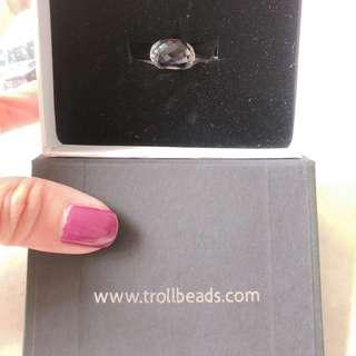 Trollbeads black charm
