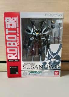 特價 日版 Robot魂 48 高達 Gundam 00 武士道 Susanowo
