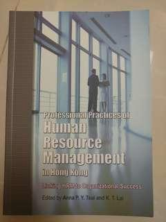 Human Resourse Management in HK