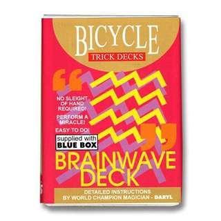 🚚 Bicycle Brainwave Deck