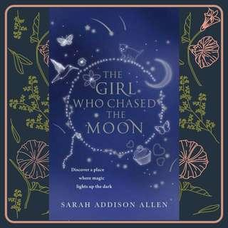 PREMIUM : EBOOK PDF THE GIRL WHO CHASED THE MOON
