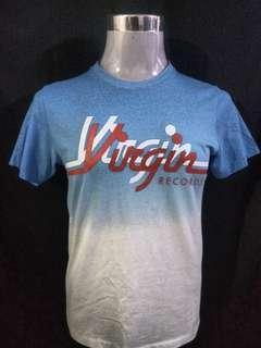 """Uniqlo """"Virgin Records"""" tee"""