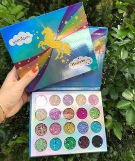 Glamierre Unicorn Eyeshadow Palette