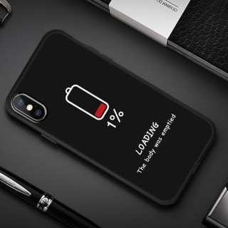 1% Loading Phone Cover (Pre-order)