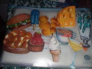 Marker食物素材