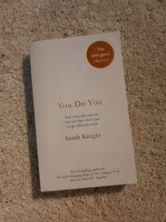 🚚 You Do You by Sarah Knight