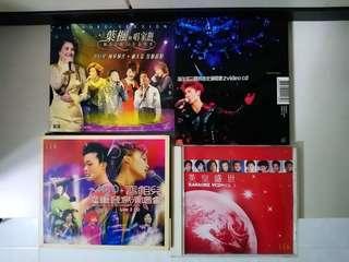 演唱會CD丶VCD丶卡拉OK.VCD