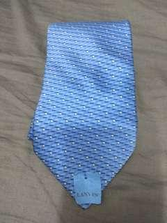 90%新,Lanvin Silk Tie