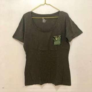 Gap Dark Green Shirt