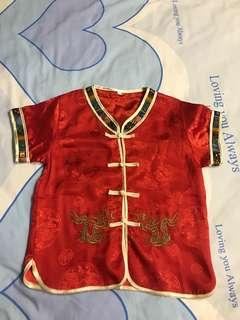 🚚 Chinese tradition suit