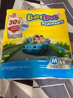 🚚 Baby love playpants large package M66