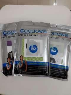超强冰涼毛巾Supering Cooling Towel
