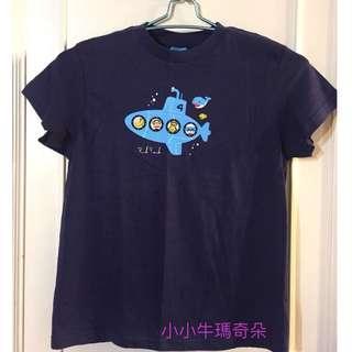 ~小小牛瑪奇朵~賦予新生命全新PAUL FRANK大嘴猴潛水艇T-shirt