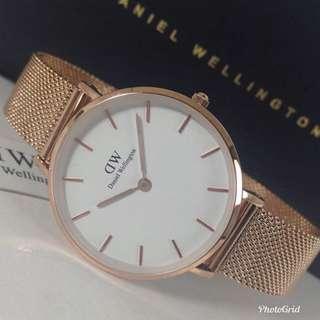 100% authentic DW Daniel Wellington watch