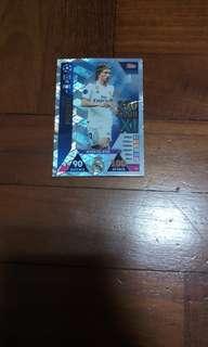🚚 Match Attax champions league 18/19 Luka Modrić 100 club