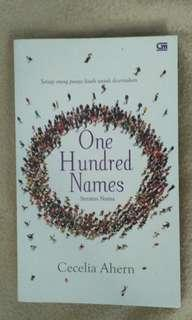 One Hundred Names
