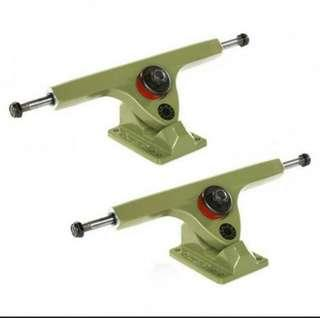 Caliber Grenade Green Trucks