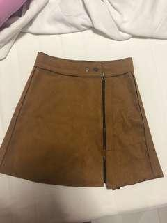 🚚 Brown Highwaist skirt