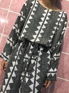 Dress/ baju muslim