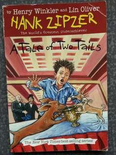 Junior fiction chapter book Hank Zipzer