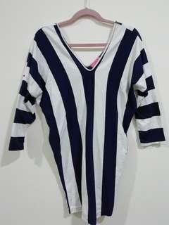 *PROMO 3 FOR RM30* Stripe Tops