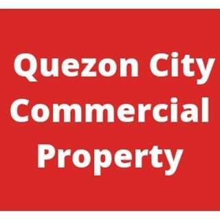 COMMERCIAL Property OFFICE For Sale TOMAS MORATO Quezon City QC NEAR QUEZON AVE Brand New