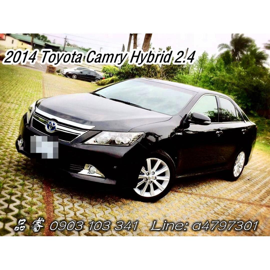 2014 Toyota Camry Hybrid 2.4