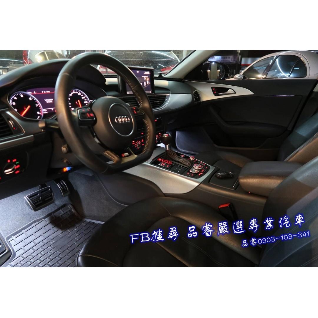 2015_2016年式 Audi A6 Avant 35 TFSI