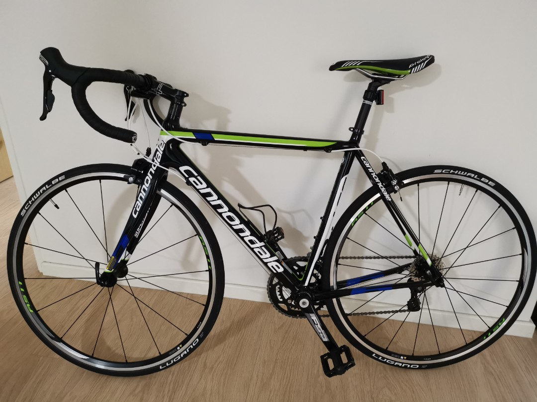 00b5cee909a 2015 Cannondale Supersix Evo 105 Sz52, Bicycles & PMDs, Bicycles ...