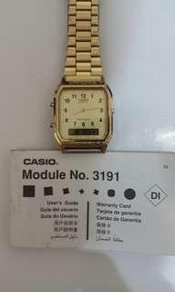 CASOO雙顯示多功能電子錶