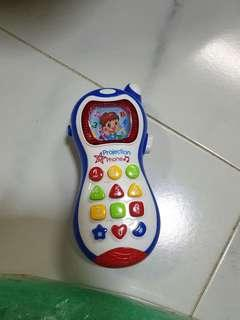 Fisher price projections phone