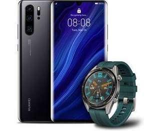 🚚 BRAND NEW Huawei P30 Pro Black w Watch