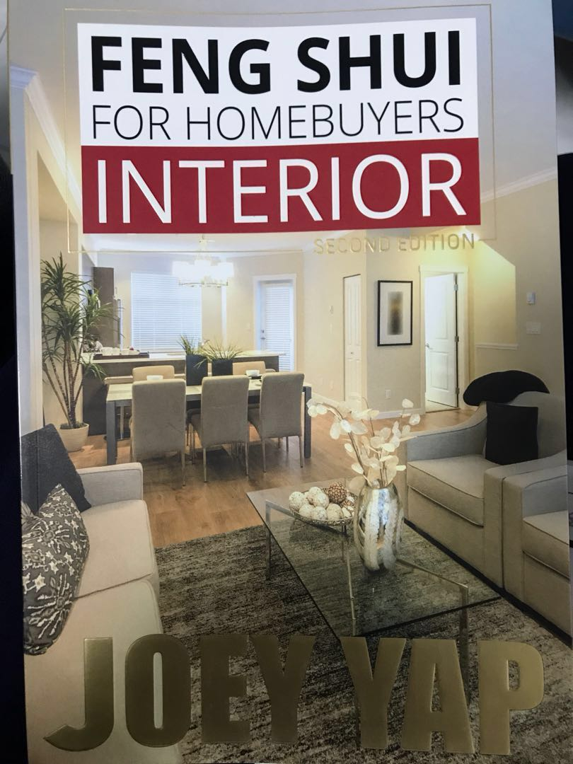 2019 Feng Shui Book For Homebuyers Interior