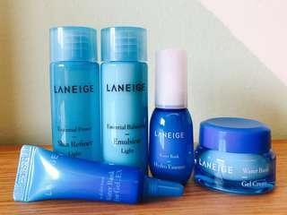 Laneige Water Bank Trial Kit (5-pc set)