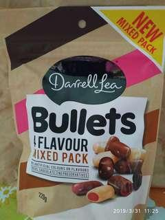 Darrell Lea (Chocolate Bullets)
