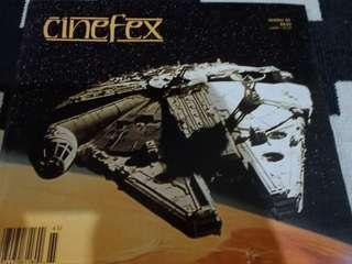 Cinefex - 65- March 1996, 20th years of lLM