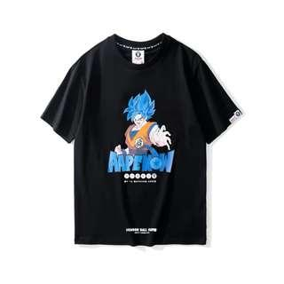 Aape x Dragonball Exclusive Tee