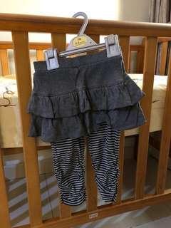Preloved celana anak perempuan (girl pants)