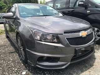 Chevrolet Cruze 1.8 auto 2012