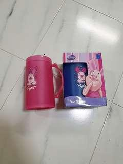 Disney frosty mug piglet
