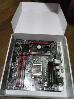 B250M gaming3 1151