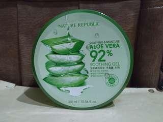 [New] Nature Republic Aloe Vera Soothing Gel Jar