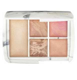 Hourglass ambient lighting edit surreal light 5 shade palette