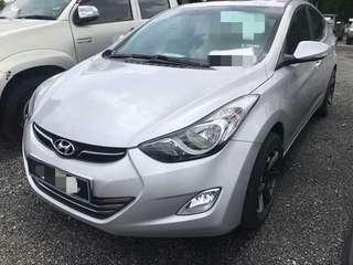 Elantra 1.8 auto 2014