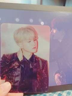SUGA OFFICIAL WINGS ESSAY BOOK PC