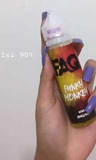 Liquid vape: Funky Monkey EJM